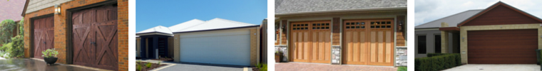 Garage Door Styles and Sizes