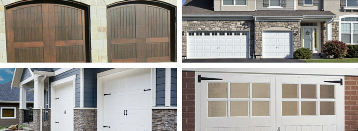 Residential Garage Door materials